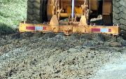 Ремонт  сельской дороги методом стабилизации грунта полимером   (64)