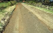 Ремонт  сельской дороги методом стабилизации грунта полимером   (54)