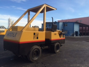 Виброкаток 1995 HYSTER C530A 9 Wheel Traffic Roller