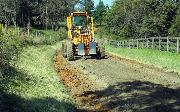 Ремонт  сельской дороги методом стабилизации грунта полимером   (72)